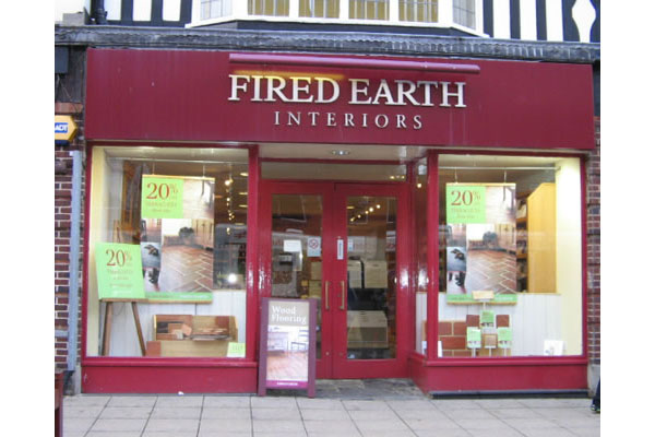 Fired Earth Solihull