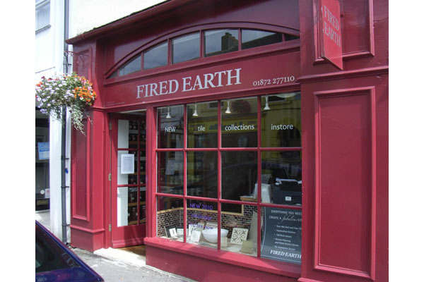 Fired Earth Truro