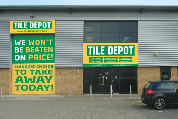 Tile Depot Slough