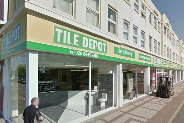 Tile Depot Whetstone