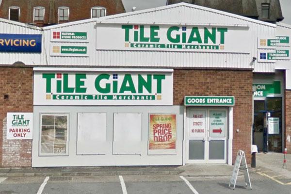 Tile Giant Bedminster