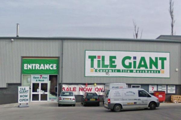 Tile Giant Blackburn