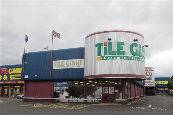 Tile Giant Cannock