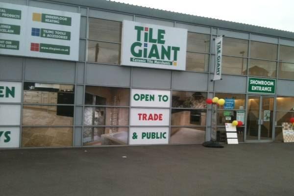 Tile Giant Burton On Trent