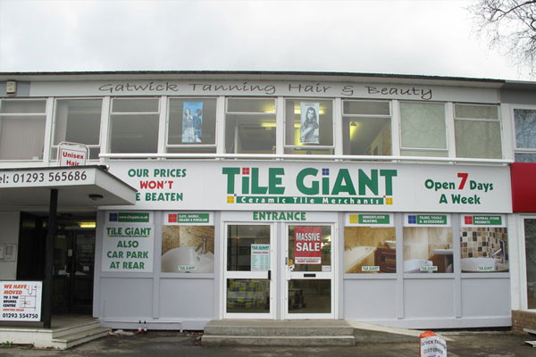 Tile Giant Crawley