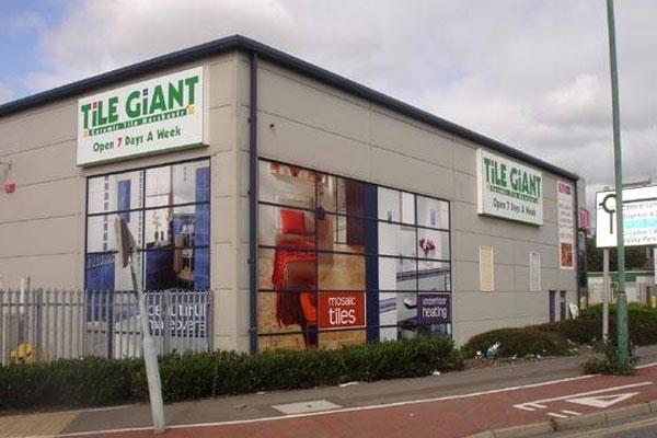 Tile Giant Croydon