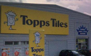 Topps Tiles Barking